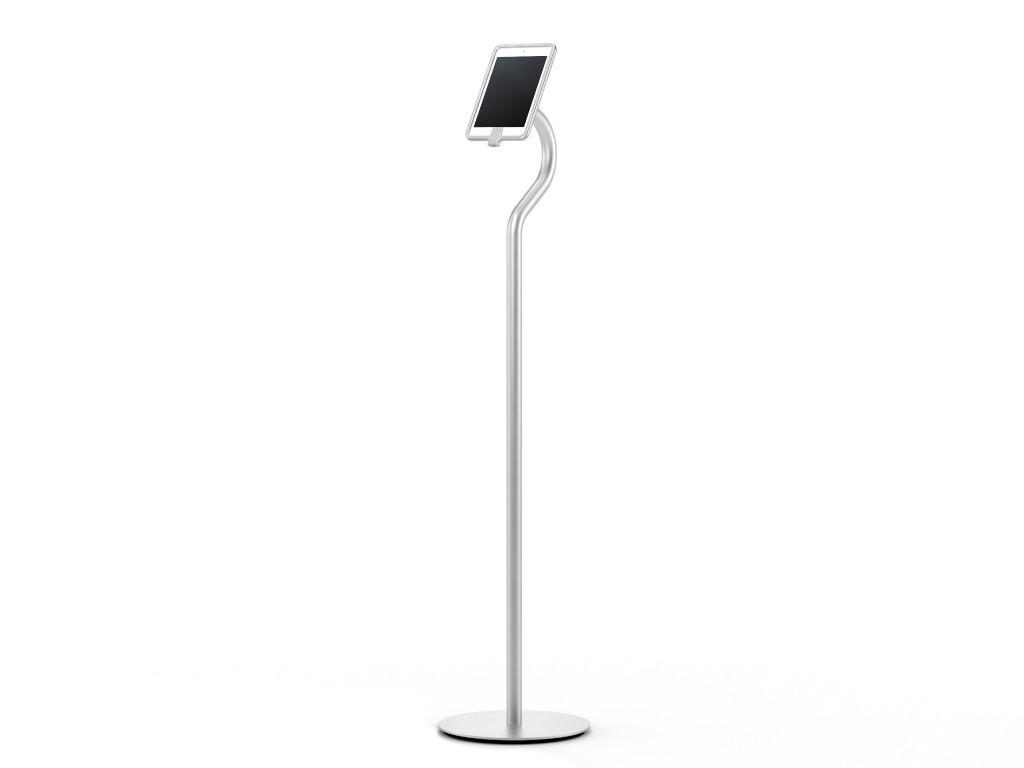 xMount@Stand Energie2 - iPad mini 4 Bodenständer Mit iPad Diebstahlsicherung und Ladefunktion