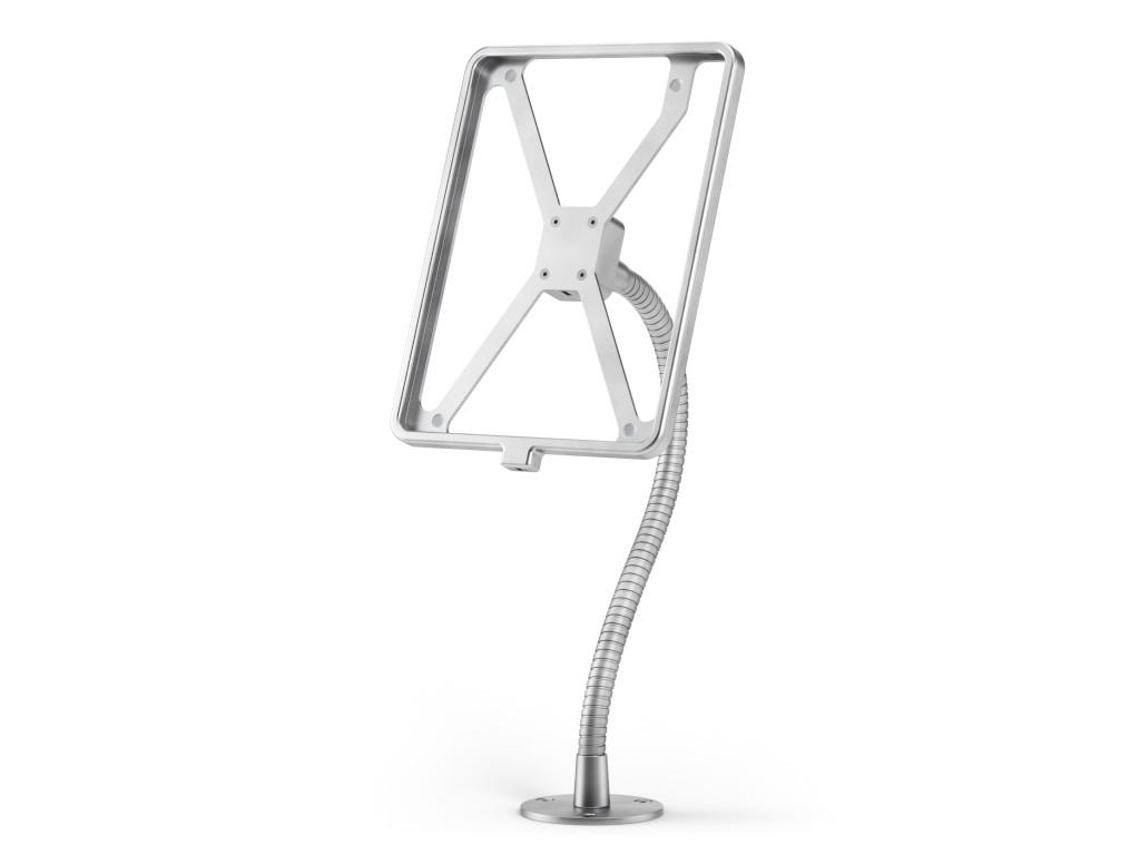 """xMount@Desk Secure2 - iPad Pro 12,9"""" / 2021 Diebstahlsicherung als Tisch und Thekenhalterung mit Sch"""
