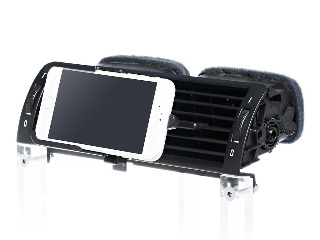 xMount@Air - iPhone 8 Lüftungshalter im Auto einfach praktisch