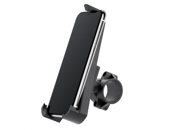 xMount@Bike - iPhone 11 Fahrradhalterung behält das iPhone im Blick und die Hände am Lenker