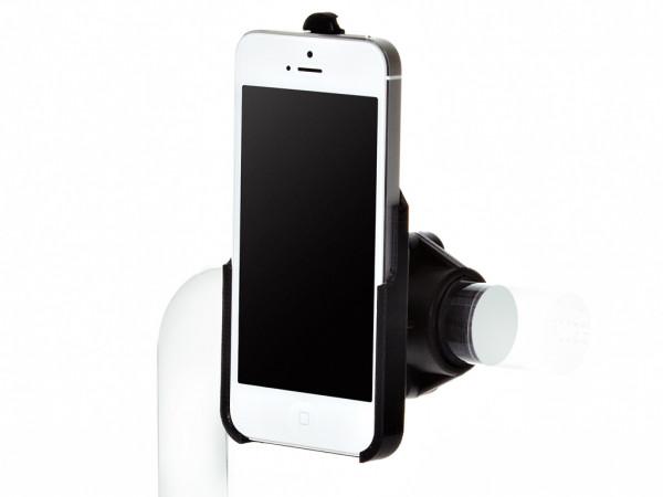 xMount@Bike - iPhone 5 Fahrradhalterung behält das iPhone im Blick und die Hände am Lenker