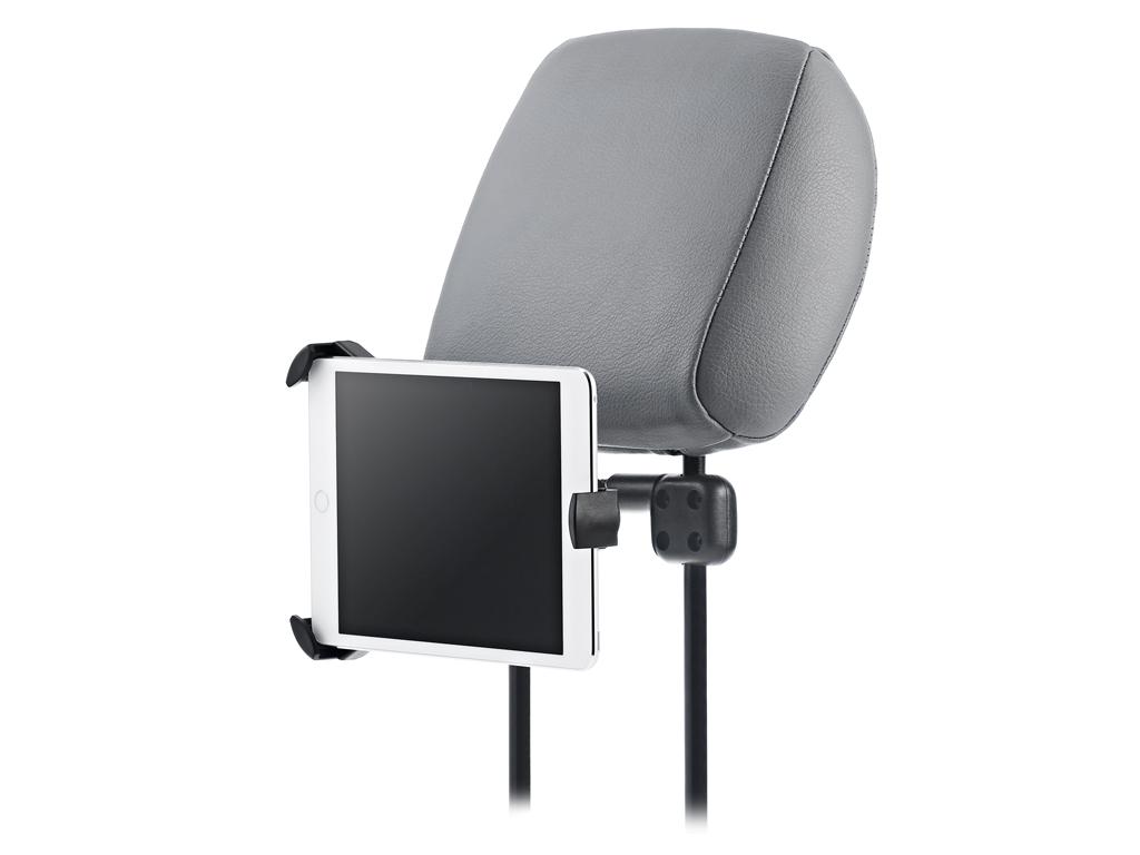 ipad mini kopst tzenhalter bringt das kino ins auto. Black Bedroom Furniture Sets. Home Design Ideas
