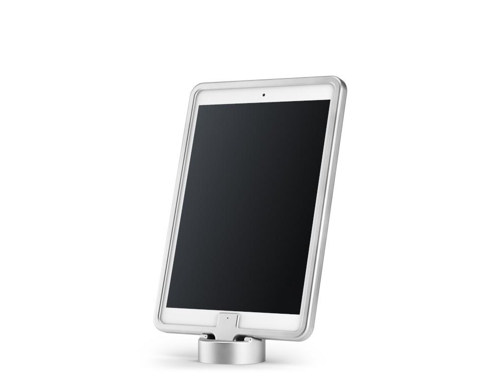 xMount@Hands ON - iPad Air 2 Diebstahlsicherung so lässt sich das iPad gut in die Hand jedoch nicht
