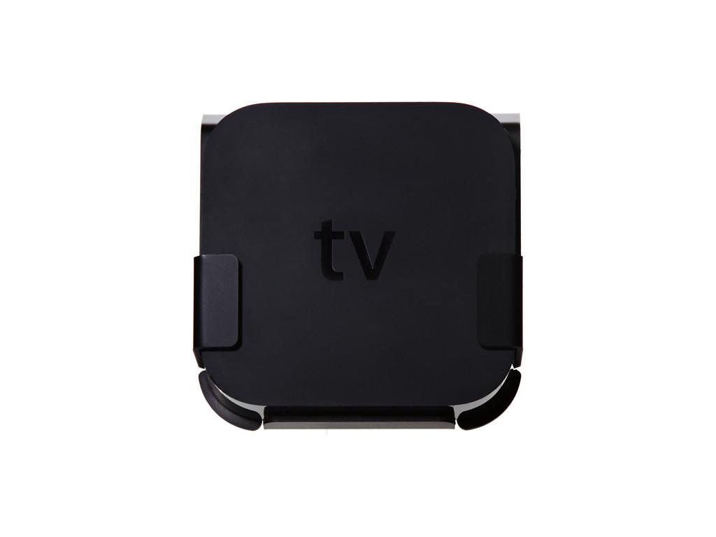 xMount@TV schwarz Apple TV 2/3 Wandhalterung