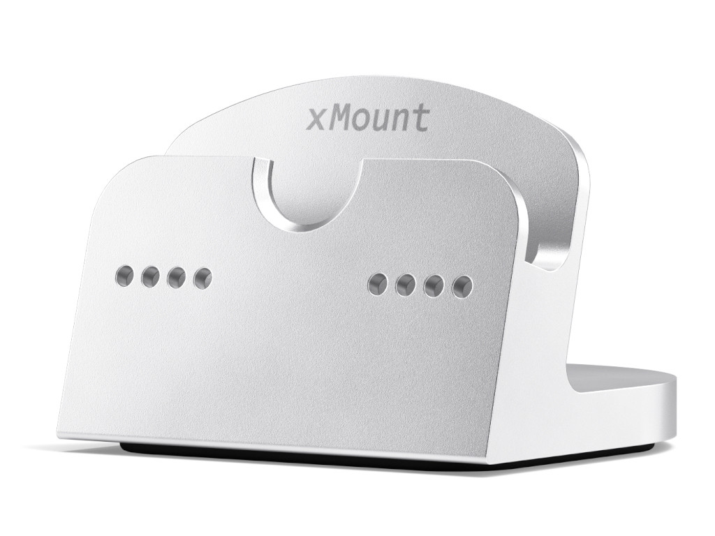 xMount@Dock - iPhone 8 Plus Dockingstation aus Aluminium gefertig in 4 Farben erhältlich