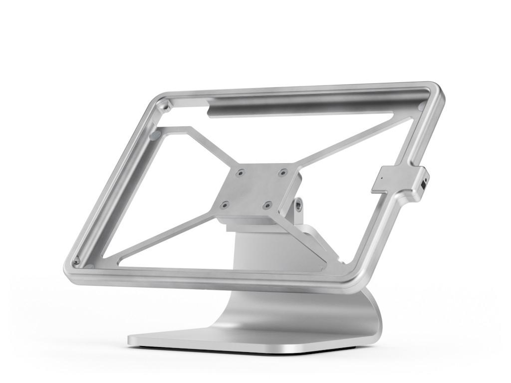 xMount@Table top - iPad 2018 Diebstahlsicherung als Tisch und Thekenhalterung aus Aluminium