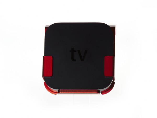 xMount@TV rot Apple TV 2/3 Wandhalterung