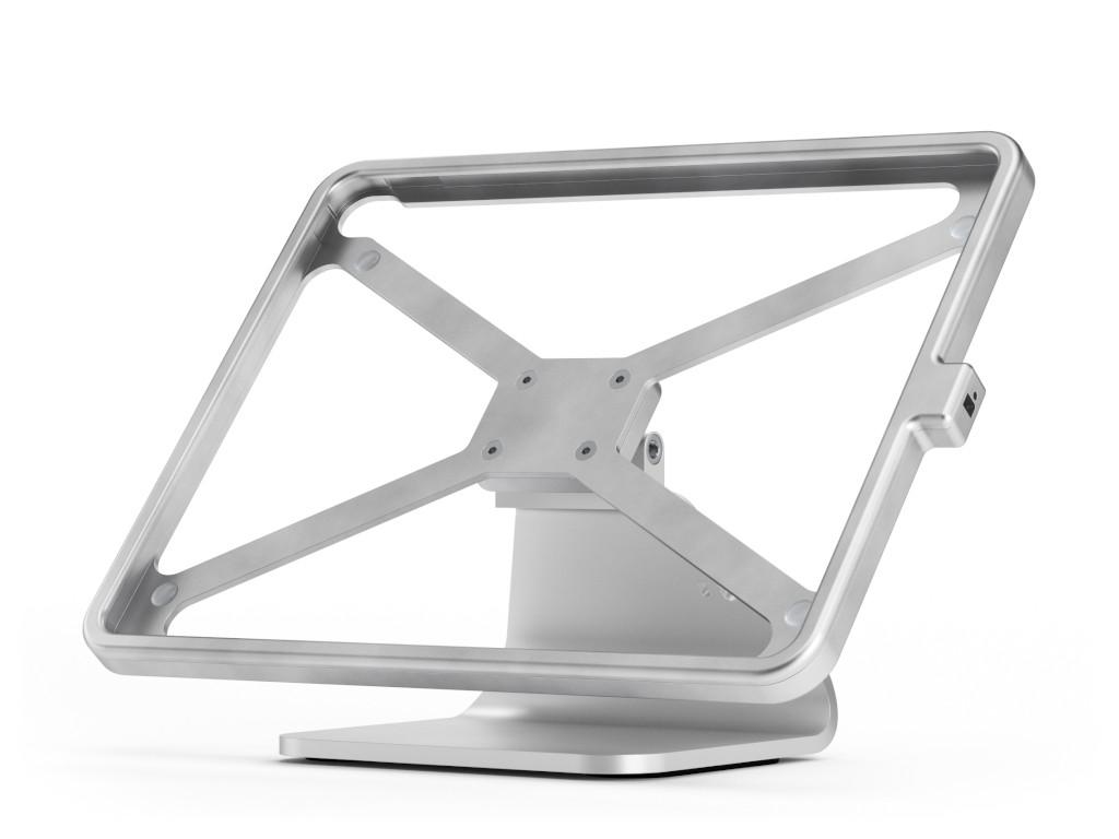 """xMount@Table top - iPad Pro 12,9"""" / 2018 Diebstahlsicherung als Tisch und Thekenhalterung aus hochwe"""