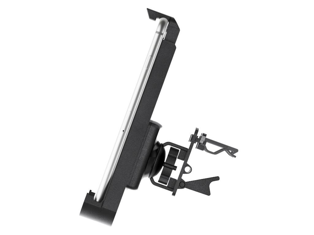 xMount@Air - iPhone 6 Plus Lüftungshalter im Auto einfach praktisch