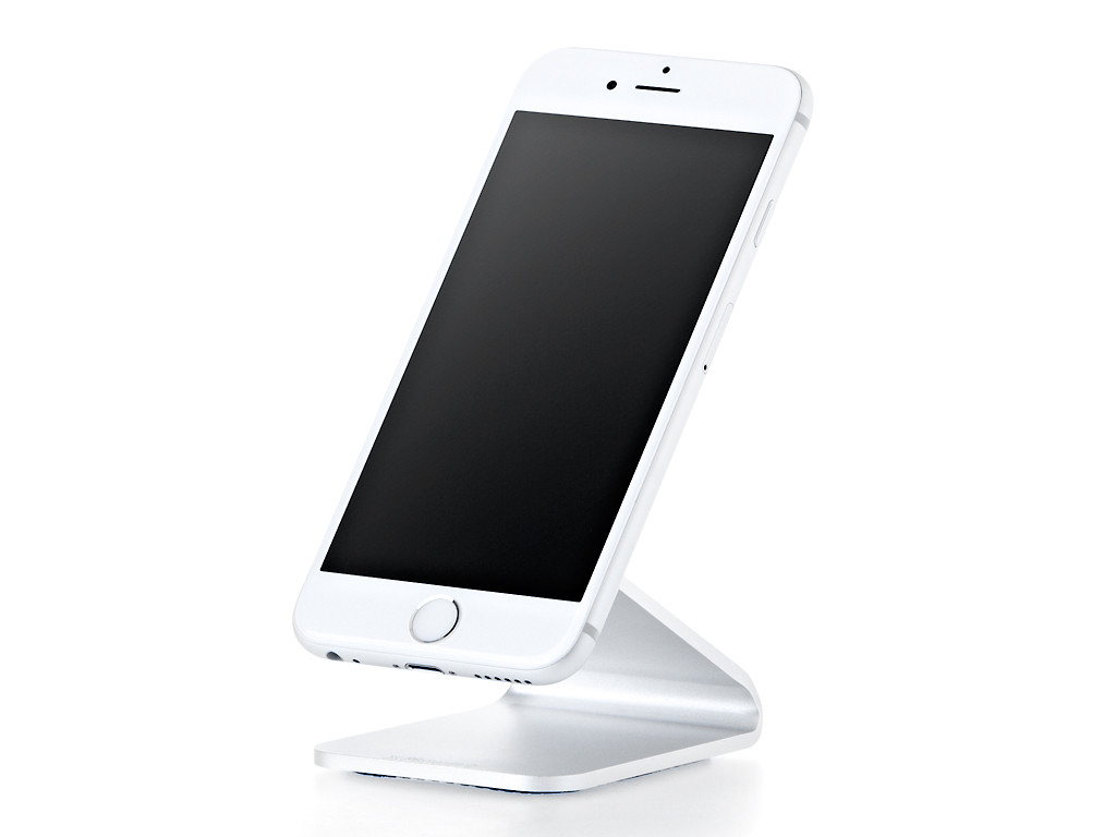 xMount@Static - iPhone 4 & 4s Tischhalterung die Hände bleiben frei das iPhone aber im Blick