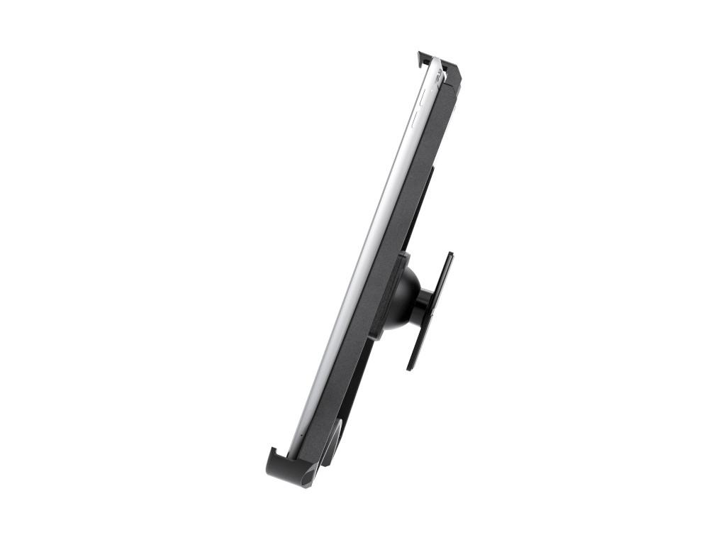 xMount@Wall Flexibel - iPad 2018 Wandhalterung positioniert das iPad an jeder Wand platzsparend