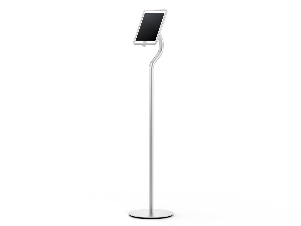 xMount@Stand Energie2 - iPad 2 Bodenständer Mit iPad Diebstahlsicherung und Ladefunktion