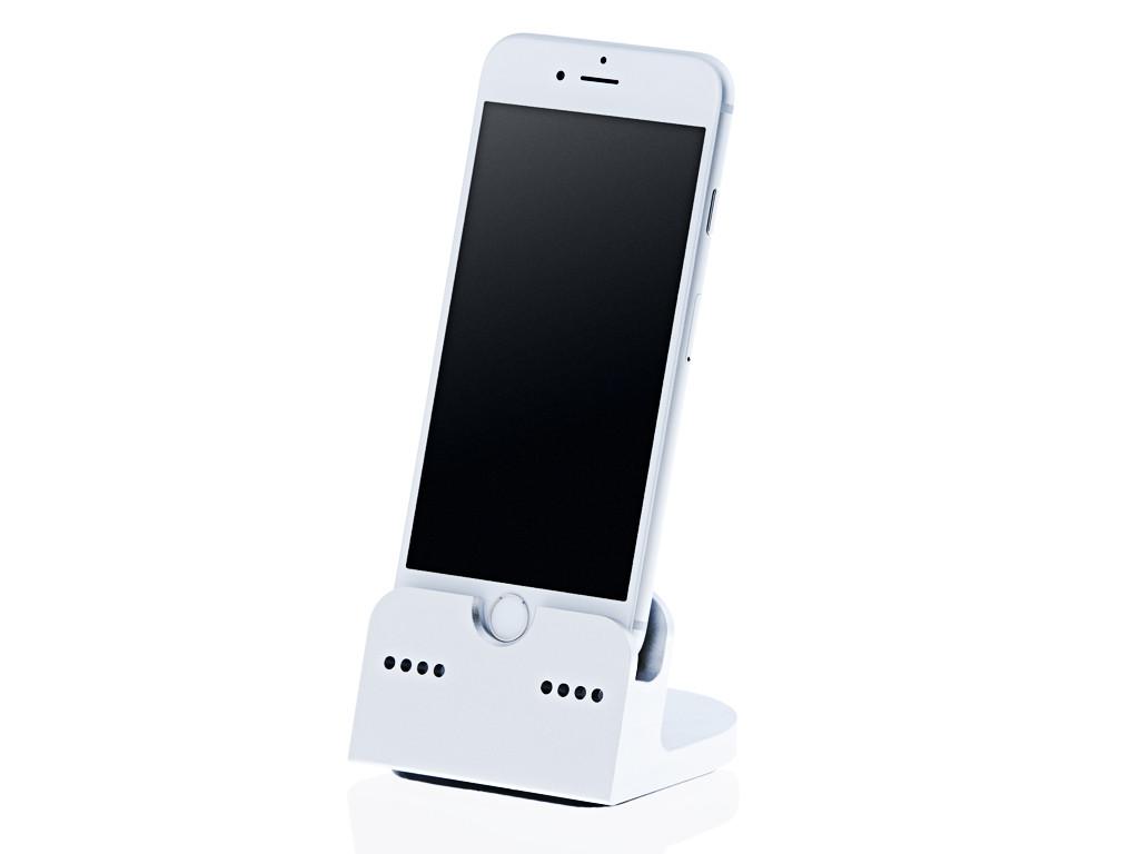 xMount@Dock iPhone X Dockingstation
