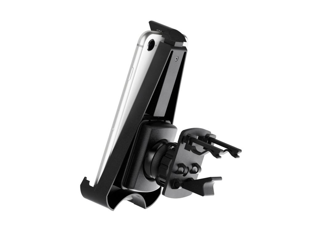 xMount@Air - iPhone SE (2020) Lüftungshalter im Auto einfach praktisch