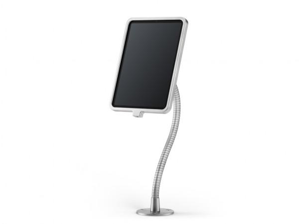 """xMount@Desk Secure2 - iPad Pro 11"""" 2021 Diebstahlsicherung als Tisch und Thekenhalterung mit Schwane"""
