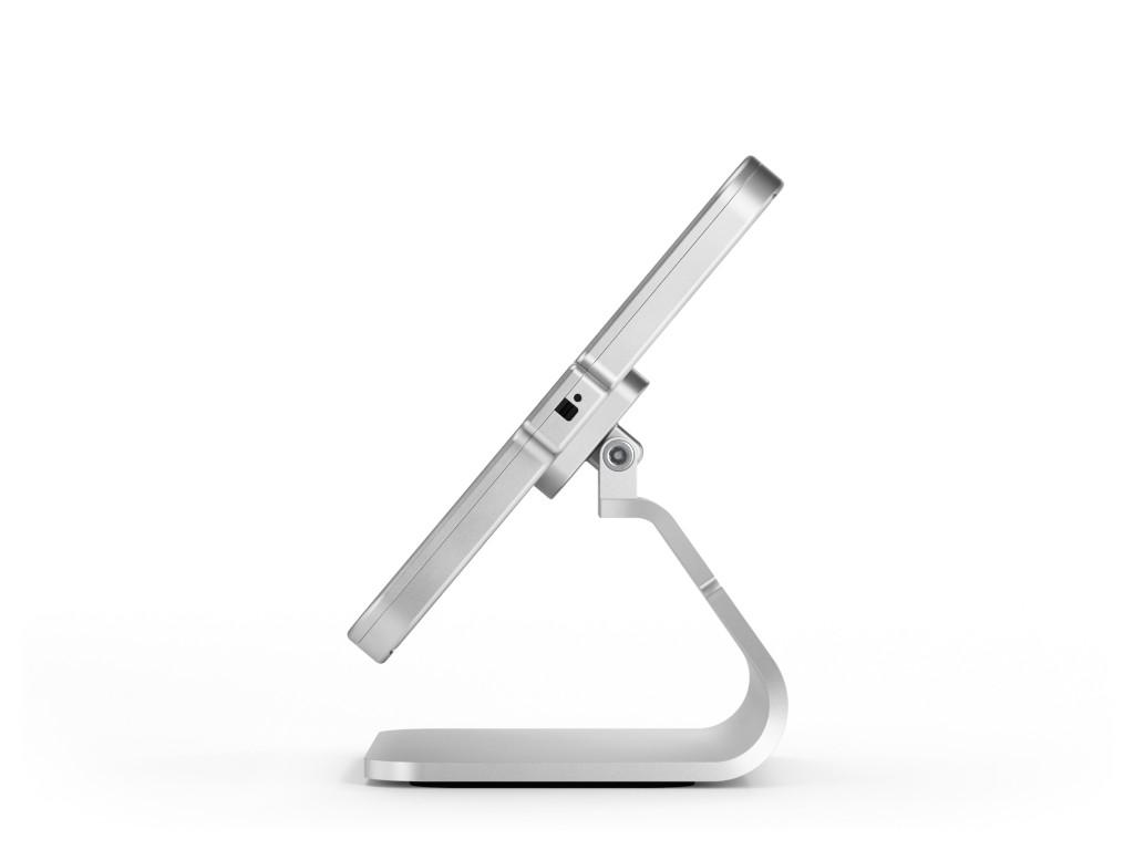 xMount@Table top - iPad Diebstahlsicherung als Tisch und Thekenhalterung aus hochwertigem Aluminium
