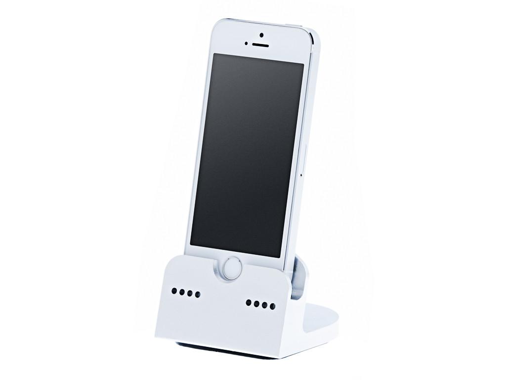 xMount@Dock - iPhone SE Dockingstation aus Aluminium gefertig in 4 Farben erhältlich