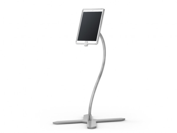 xMount@Flex Secure2 - iPad 4 Bodenständer mit iPad Diebstahlsicherung und Ladefunktion