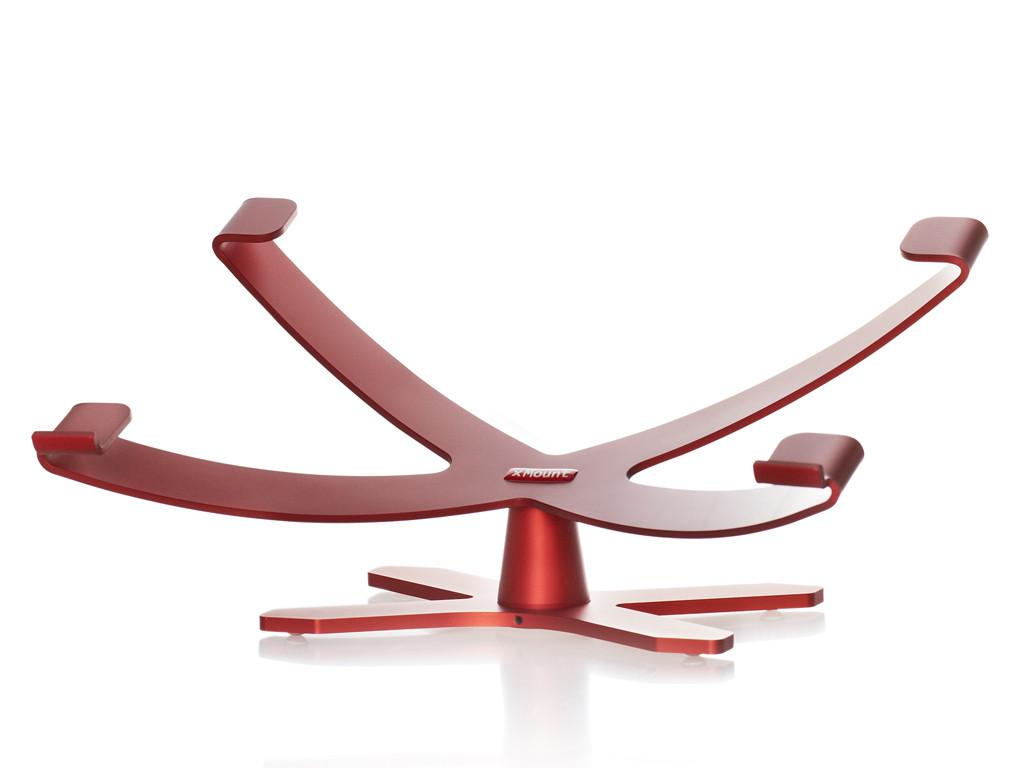 xMount@Sphere MacBook Stand/Tischständer rot