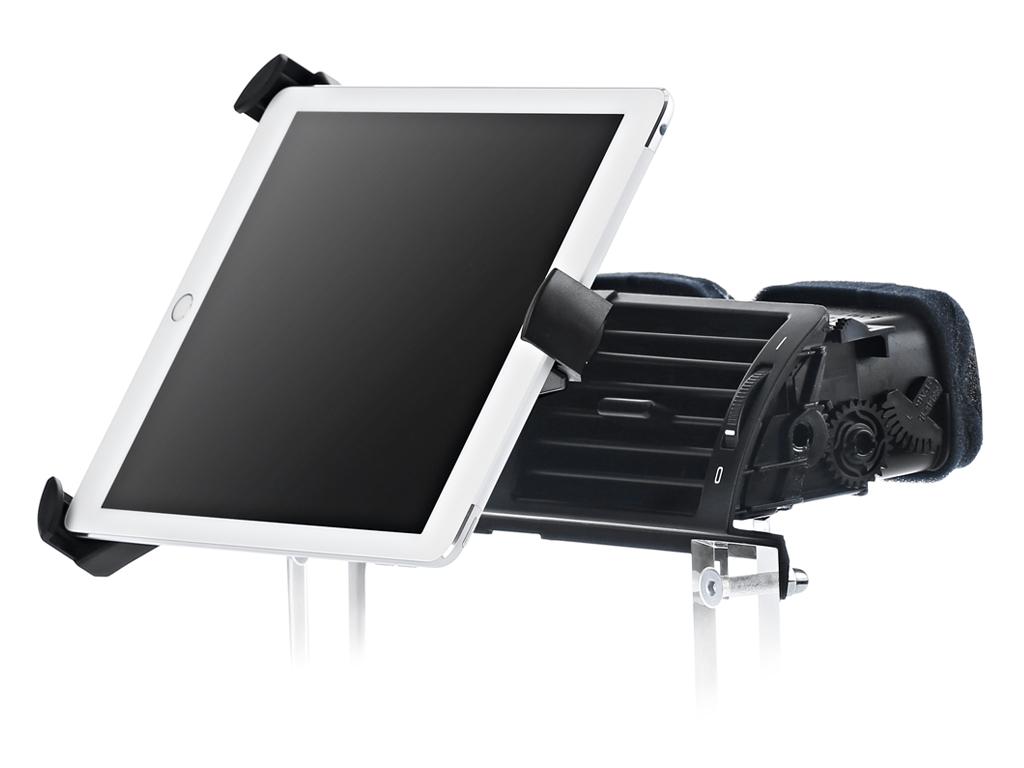ipad air 2 l ftungshalter im auto einfach praktisch xmount car. Black Bedroom Furniture Sets. Home Design Ideas