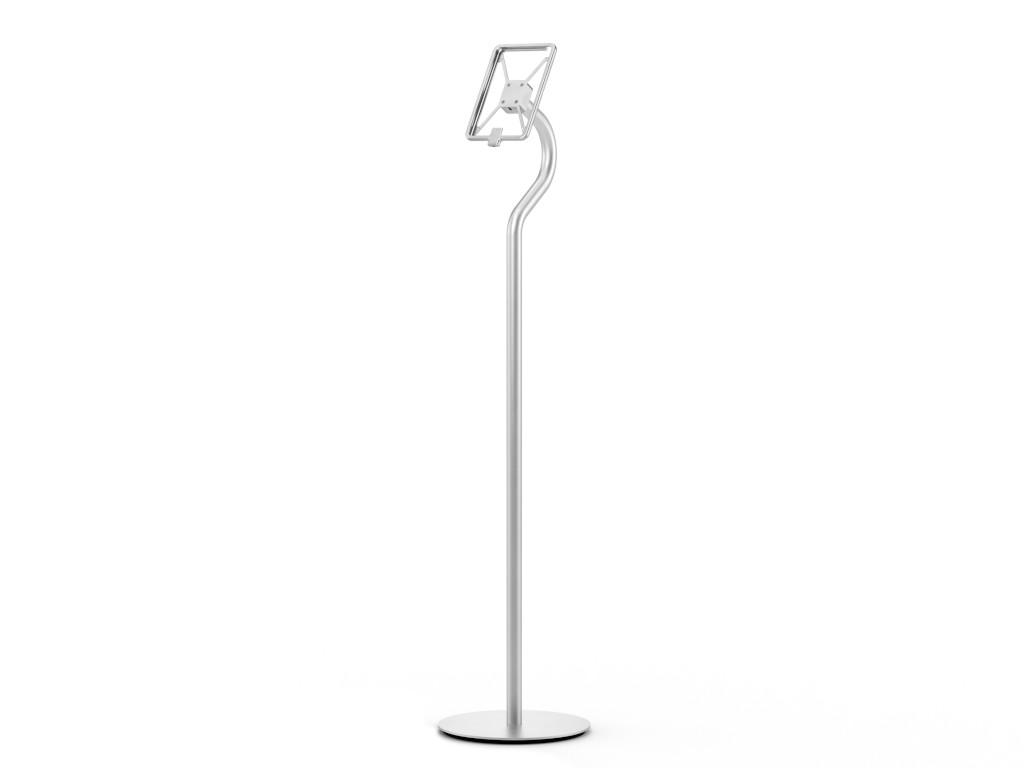 xMount@Stand Energie2 - iPad mini 2 Bodenständer Mit iPad Diebstahlsicherung und Ladefunktion