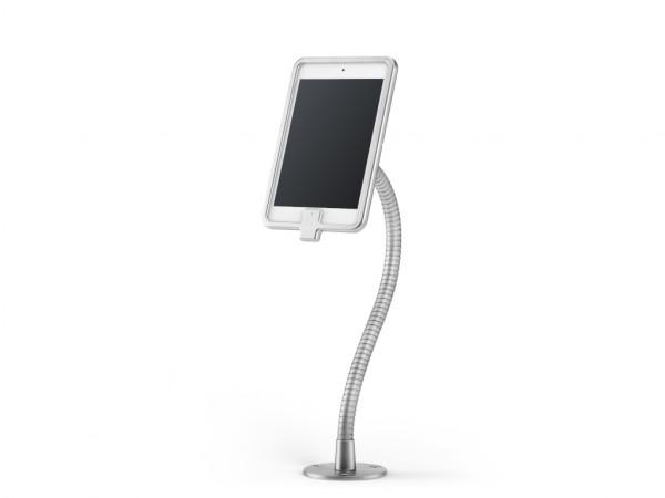 xMount@Desk Secure2 - iPad mini 4 Diebstahlsicherung als Tisch und Thekenhalterung mit Schwannenhals