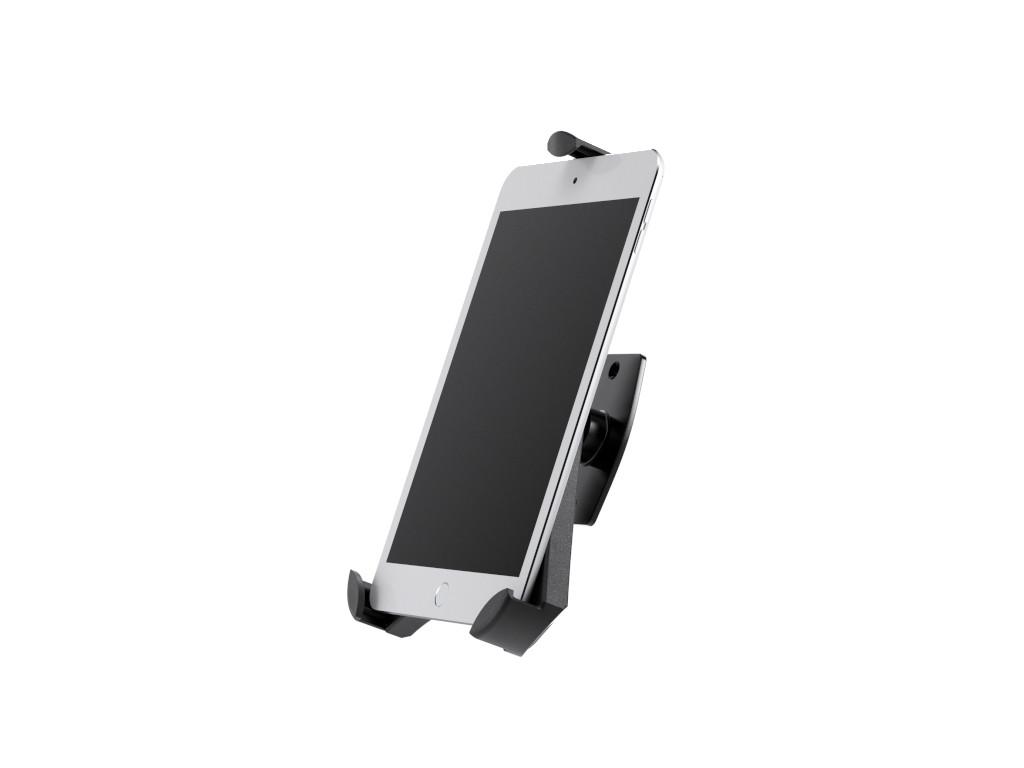 xMount@Wall Flexibel - iPad mini Wandhalterung positioniert das iPad an jeder Wand platzsparend