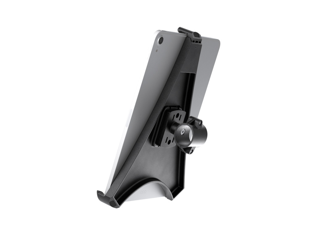 """xMount@Tube Flexibel - iPad Pro 11"""" Fahrradhalterung behält das iPad im Blick und die Hände"""