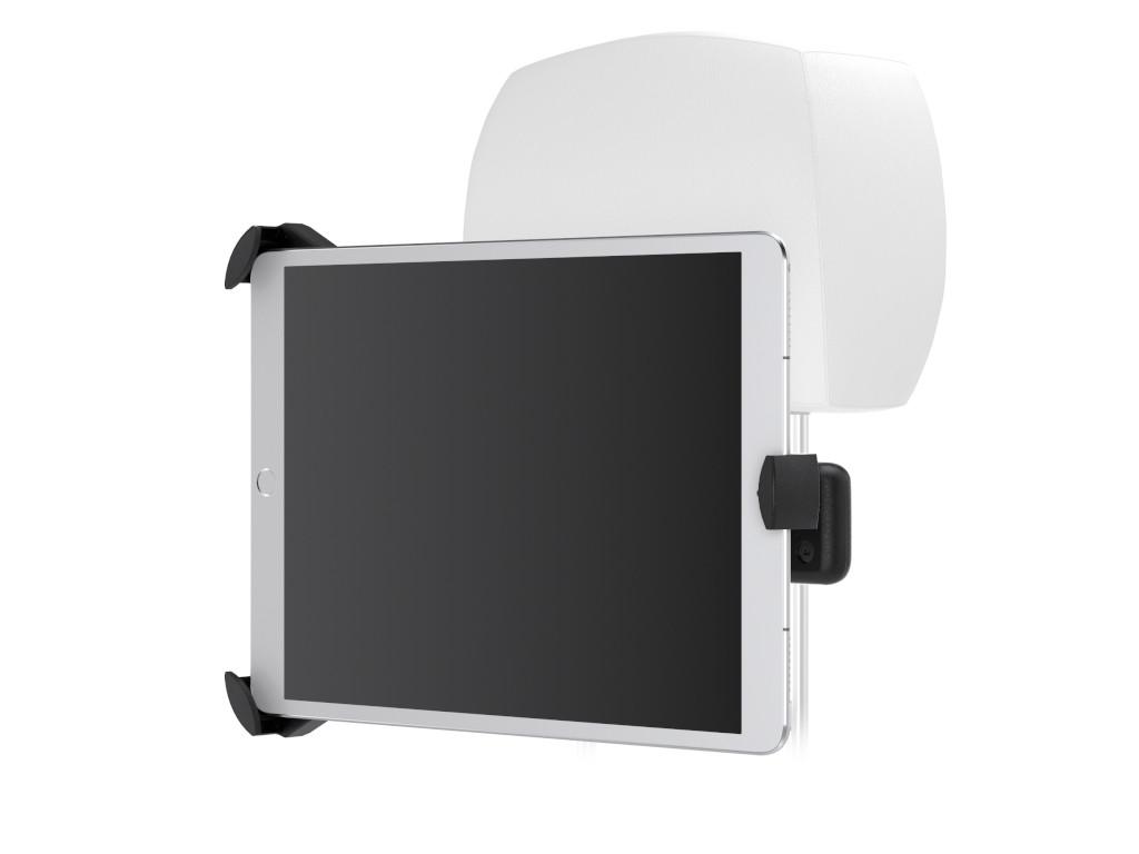 xMount@Car - iPad 2 Kofstützenhalter bringt das Kino ins Auto