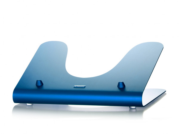 xMount@Wave MacBook Stand/Tischständer blau
