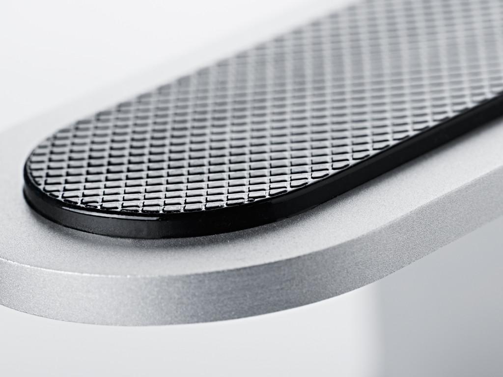 xMount@Wave II MacBook Stand/Tischständer alu