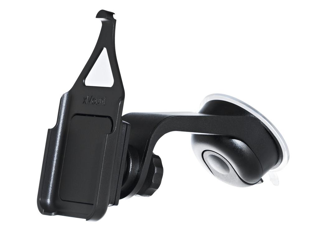 xMount@Car&Home iPhone 5c Halter mit Saugnapf