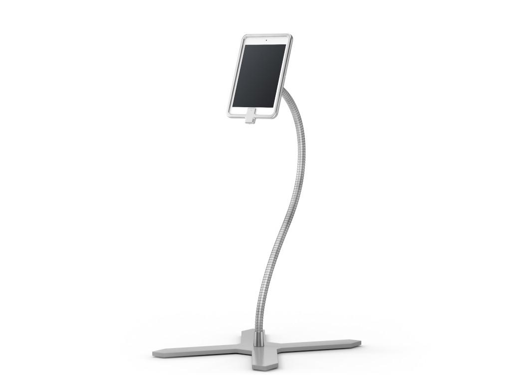xMount@Flex Secure2 - iPad mini Bodenständer mit iPad Diebstahlsicherung und Ladefunktion