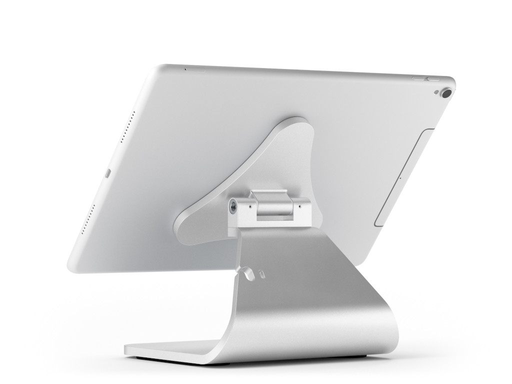 xMount@Smart Stand - iPad Air 2 Tischhalterung die Hände bleiben frei das iPad aber im Blick