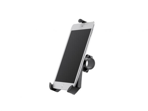 xMount@Tube - iPad mini 4 Fahrradhalterung behält das iPad im Blick und die Hände am Lenker