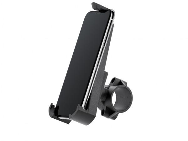 xMount@Bike - iPhone X Fahrradhalterung behält das iPhone im Blick und die Hände am Lenker