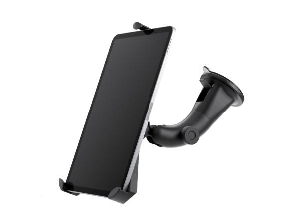 "xMount@Car&Home Flexibel - iPad Pro 11"" 2020 Saugnapfhalterung hält bombenfest im Auto"