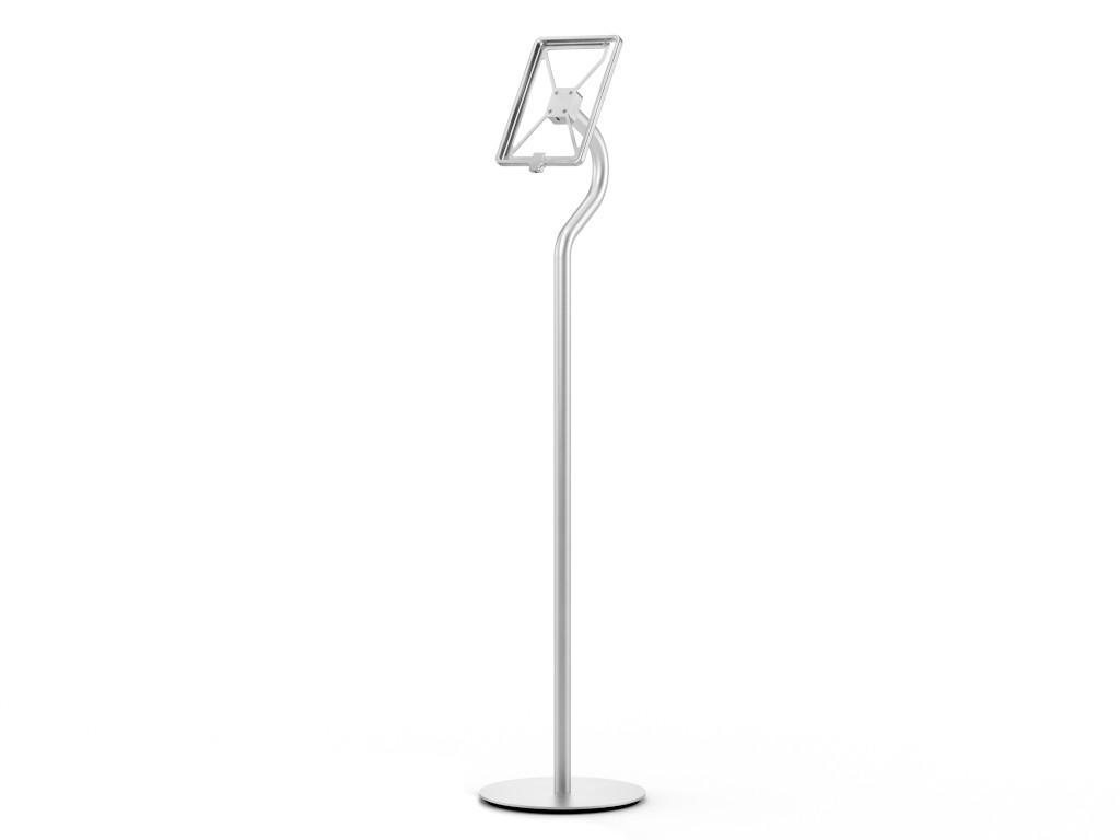xMount@Stand Energie2 - iPad 3 Bodenständer Mit iPad Diebstahlsicherung und Ladefunktion