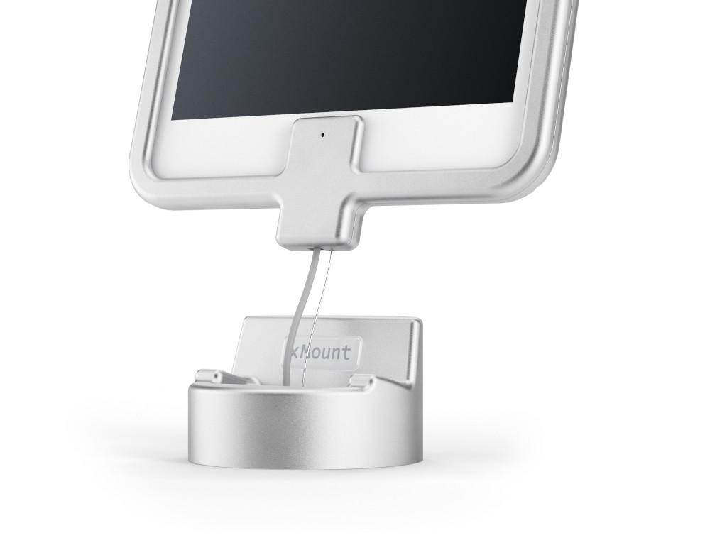 xMount@Hands ON - iPad mini 4 Diebstahlsicherung so lässt sich das iPad gut in die Hand jedoch nicht