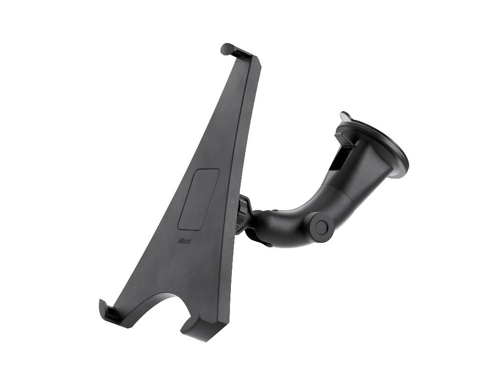 "xMount@Car&Home Flexibel - iPad Pro 11"" Saugnapfhalterung hält bombenfest im Auto"