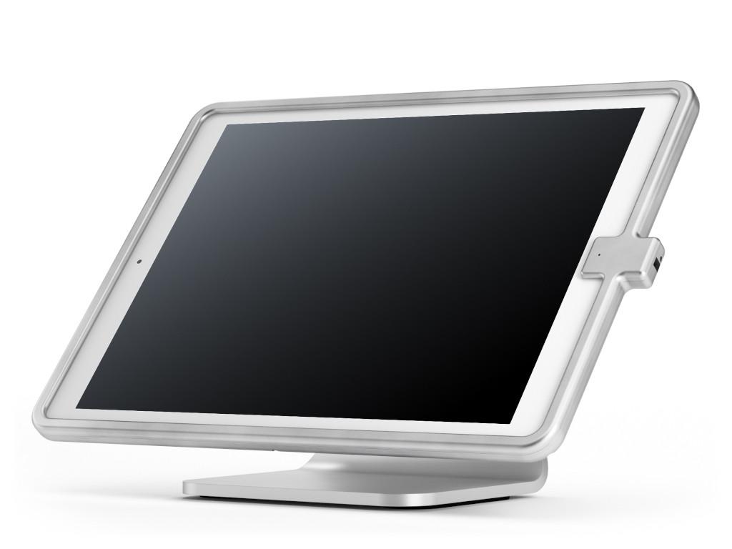 """xMount@Table top - iPad Pro 12,9"""" Diebstahlsicherung als Tisch und Thekenhalterung aus hochwertigem"""