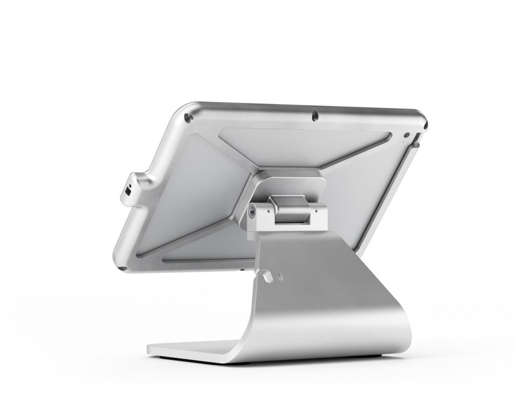 xMount@Table top - iPad mini 3 Diebstahlsicherung als Tisch und Thekenhalterung aus hochwertigem Alu