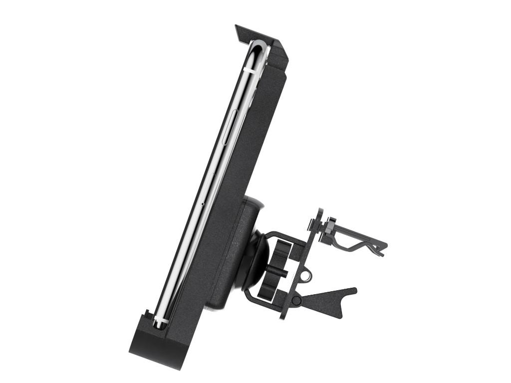 xMount@Air - iPhone 12 Max Lüftungshalter im Auto einfach praktisch