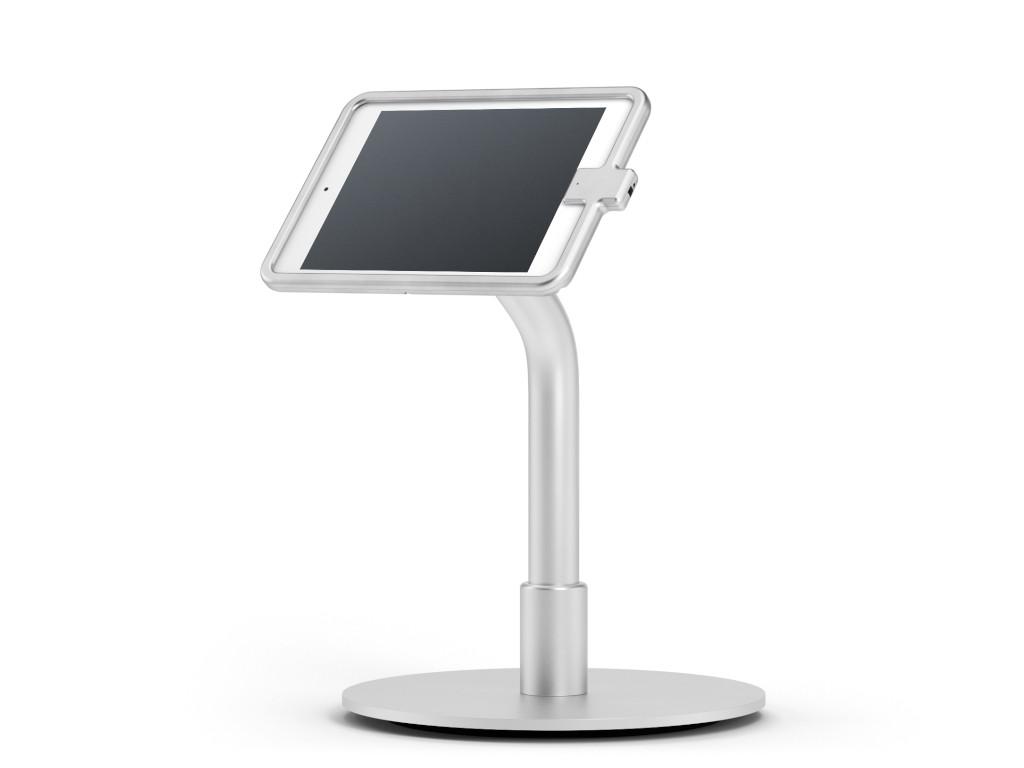 xMount@Counter - iPad mini Diebstahlsicherung für iPad Kassensysteme oder iPad Messehalterungen dre
