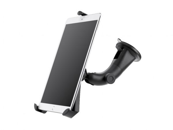 """xMount@Car&Home Flexibel - iPad Air 3 10,5"""" Saugnapfhalterung hält bombenfest im Auto"""