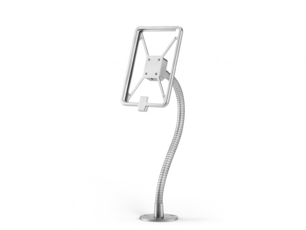 xMount@Desk Secure2 - iPad mini 6 Diebstahlsicherung als Tisch und Thekenhalterung mit Schwannenhals