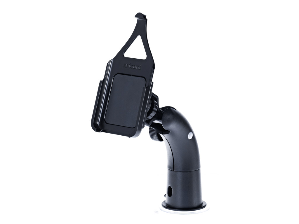 xMount@Boot - iPhone 5c Boothalterung Hält jeder Welle stand