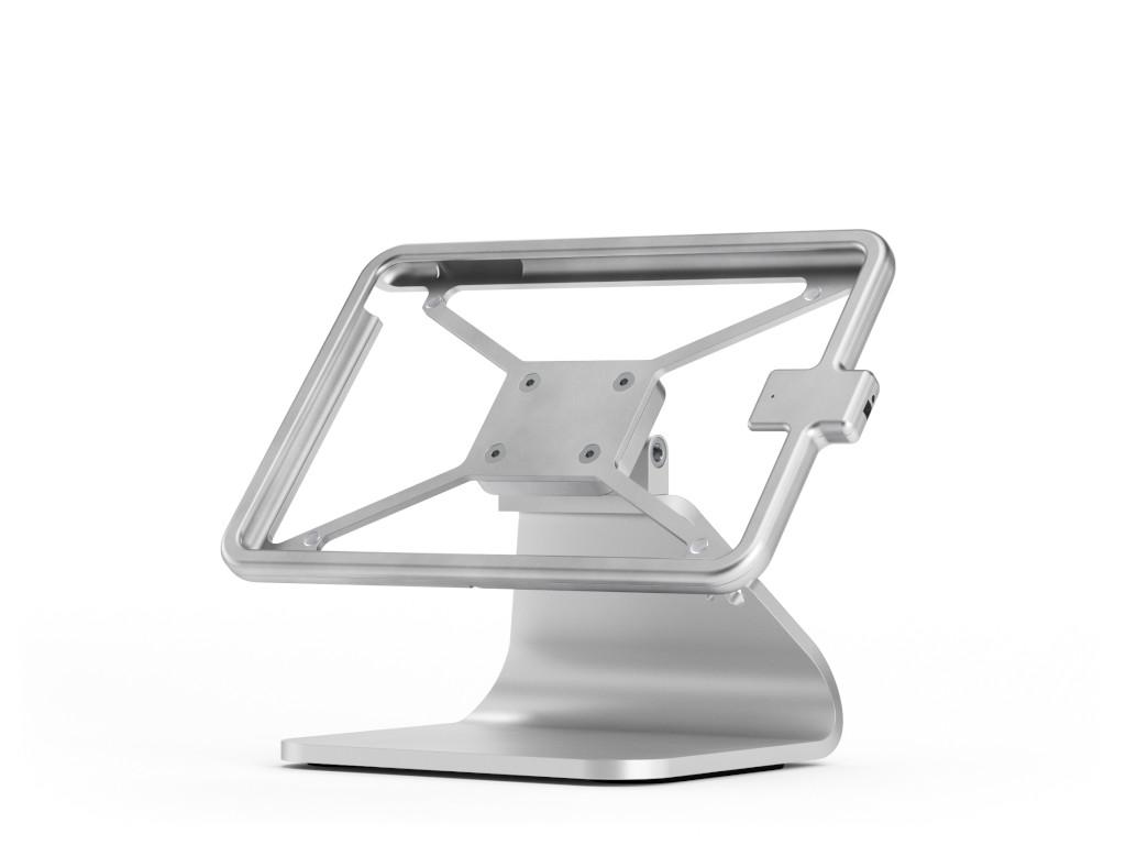 xMount@Table top - iPad mini Diebstahlsicherung als Tisch und Thekenhalterung aus hochwertigem Alumi