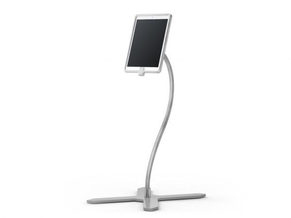 xMount@Flex Secure2 - iPad 3 Bodenständer mit iPad Diebstahlsicherung und Ladefunktion