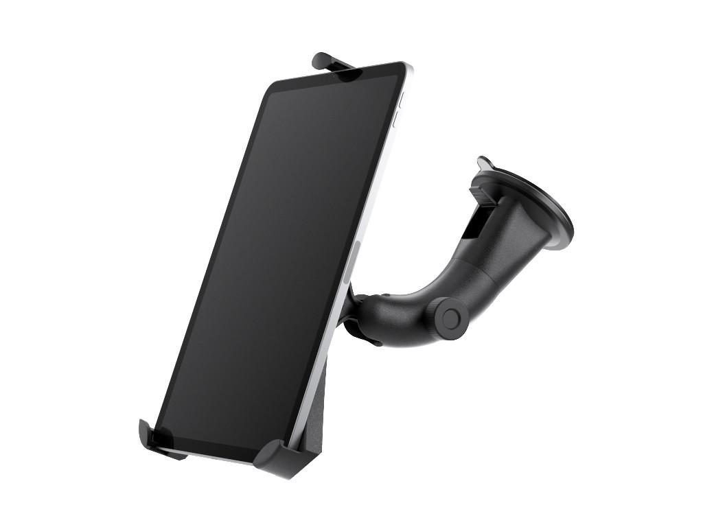 xMount@Car&Home Flexibel - iPad Saugnapfhalterung hält bombenfest im Auto